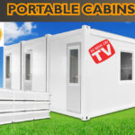 iBuild Transpack Portable Cabins for Sale