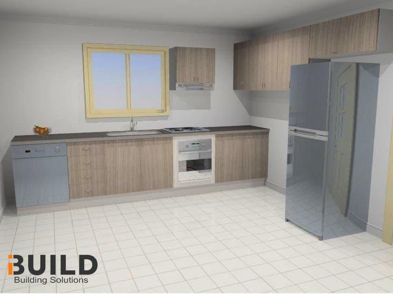 kit homes Oxford Kitchen example