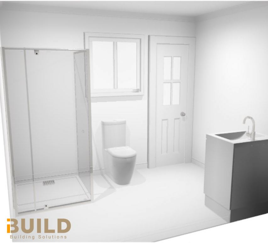 kit homes portland bathroom design example
