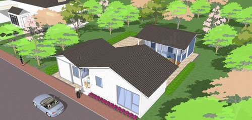 Home Extension and Granny Flat