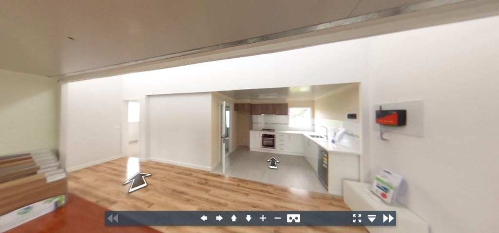 Melbourne Lekofly display home virtual tour