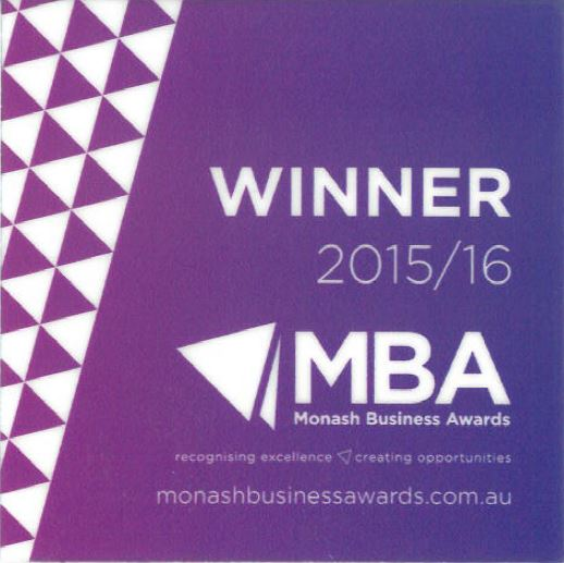 i-Build wins Monash Business Awards - innovation