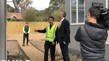 iBuild Housing Project For The Homeless Featured On ABC