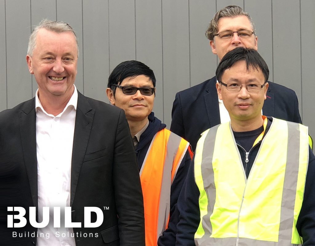 iBuild Directors and DHHS Minister
