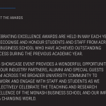 Rewarding Excellence: Monash Celebration Of Excellence Awards