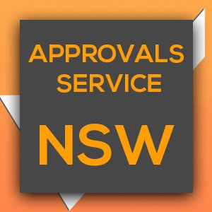 Approvals Service Icon-nsw