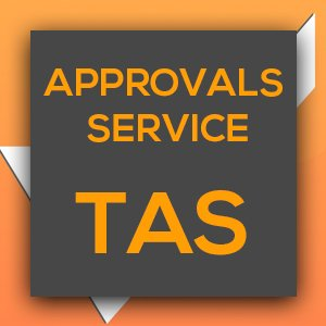 Approvals Service Icon-tas