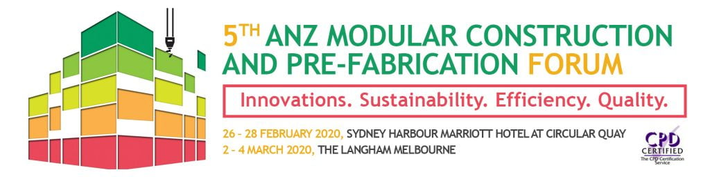 Prospect of Modular Construction in ANZ iBuild Building Solutions