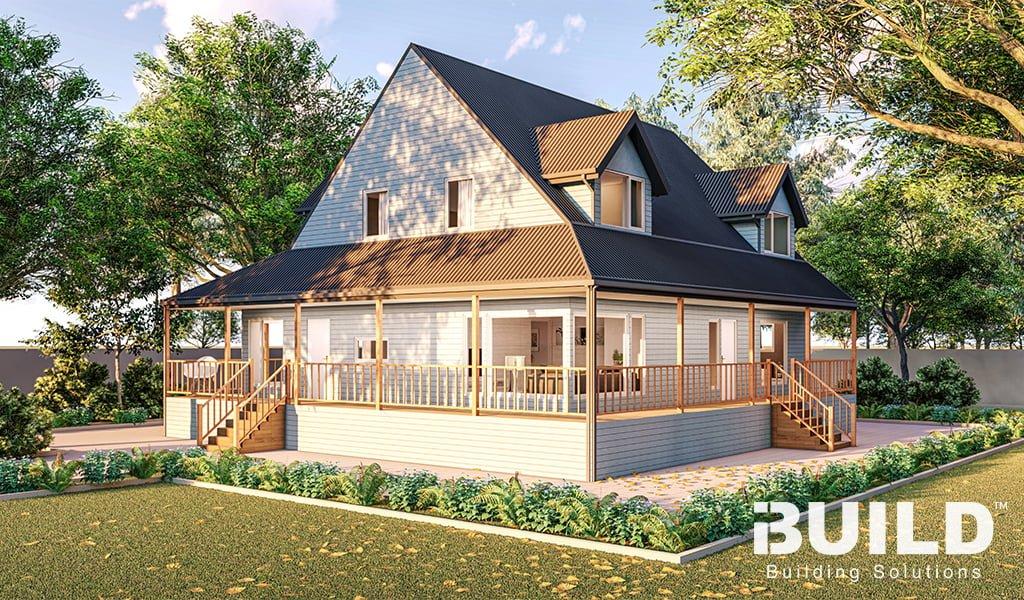 Kit Home Grandview Dream