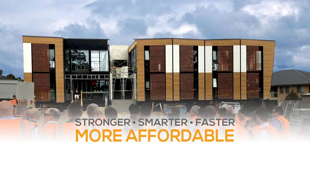 iBuild Commercial Ballarat Aged Care Project
