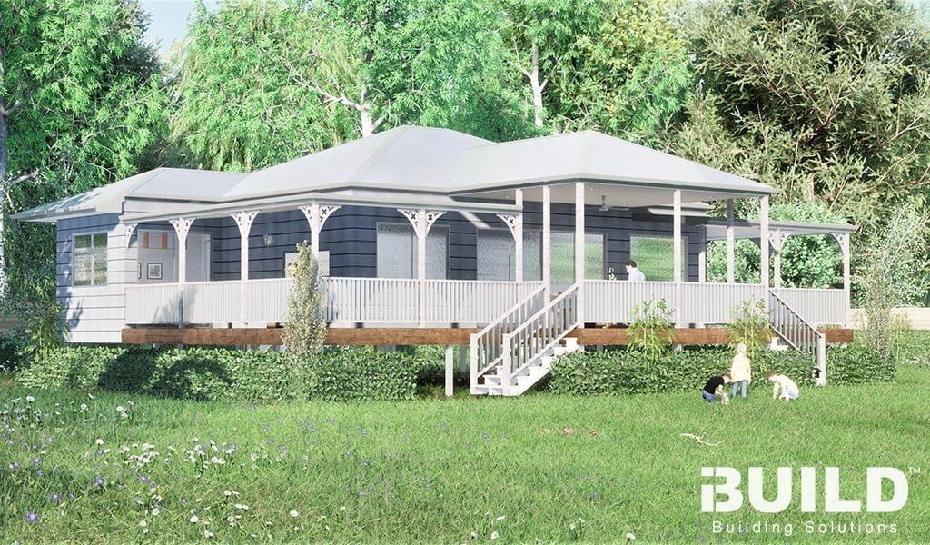 Kit Homes Bendigo Dream
