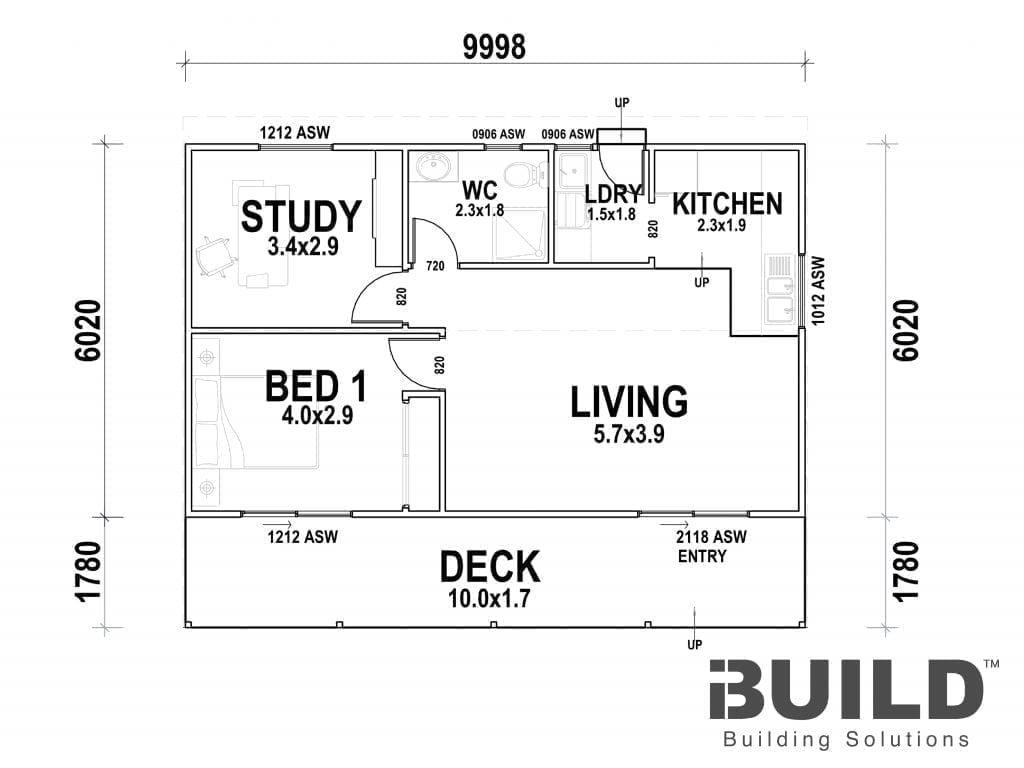 Avila Floor Plan